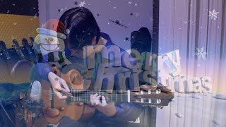 Silent Night (Đêm Thánh Vô Cùng) - Guitar Classic (Guitar solo) - Guitarist Nguyễn Bảo Chương