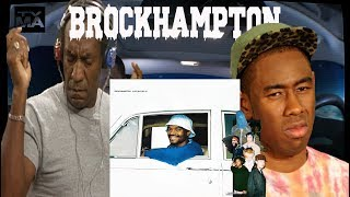 BROCKHAMPTON - SATURATION 2 - REACTION/REVIEW | EAR TRAFFIC CONTROL