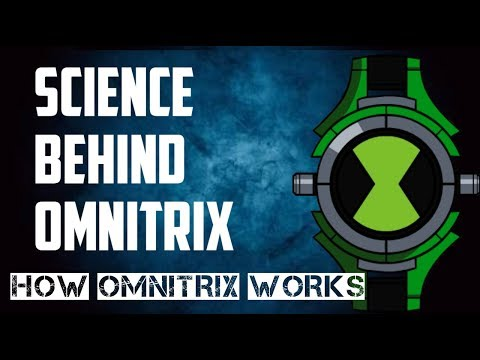 science-behind-omnitrix-|-how-omnitrix-works-in-real-world-|-explained-in-hindi-|-logical-flame