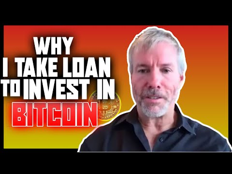 MICHAEL SAYLOR Finanlly Revealed How He Become Millionaire In Bitcoin Using Loan. Bitcoin 2021