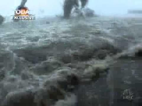 Hurricane Katrina Gulfport 2005 Extreme Climate Change