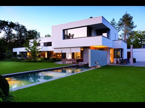 Modern House Design with Efficiently Planned Energy Concept - House ...