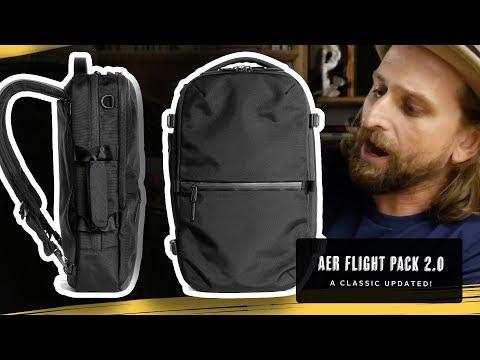AER FLIGHT PACK 2.0!!