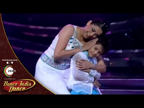 Sachin and Smitha Bansal EMOTIONAL Performance - DID L'il Masters Season 3