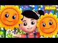 Mary Mary Quite Contrary   Kindergarten Nursery Rhymes For Children   Videos For Kids by Farmees
