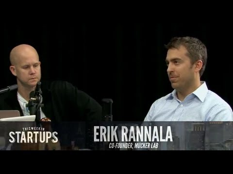 - Startups - News Panel With Erik Rannala And Ryan Block - TWiST #268