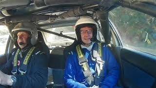 MoMac Ride #1 Dave Ollis and Tony Myers - Ashley Forest Rally Sprint 2019
