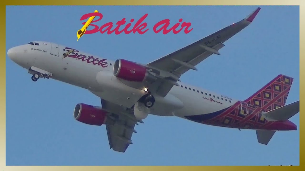 Batik air indonesia airbus a320 takeoff from hamburg batik air indonesia airbus a320 takeoff from hamburg finkenwerder airport youtube stopboris Image collections