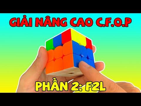 ACC - Giải Nâng Cao C.F.O.P | Phần 2: F2L Tự Nghiệm.