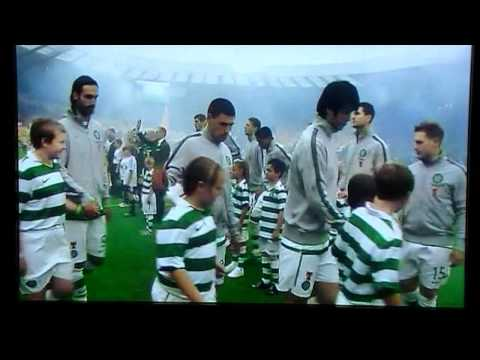 Elle Robertson Celtic Mascot