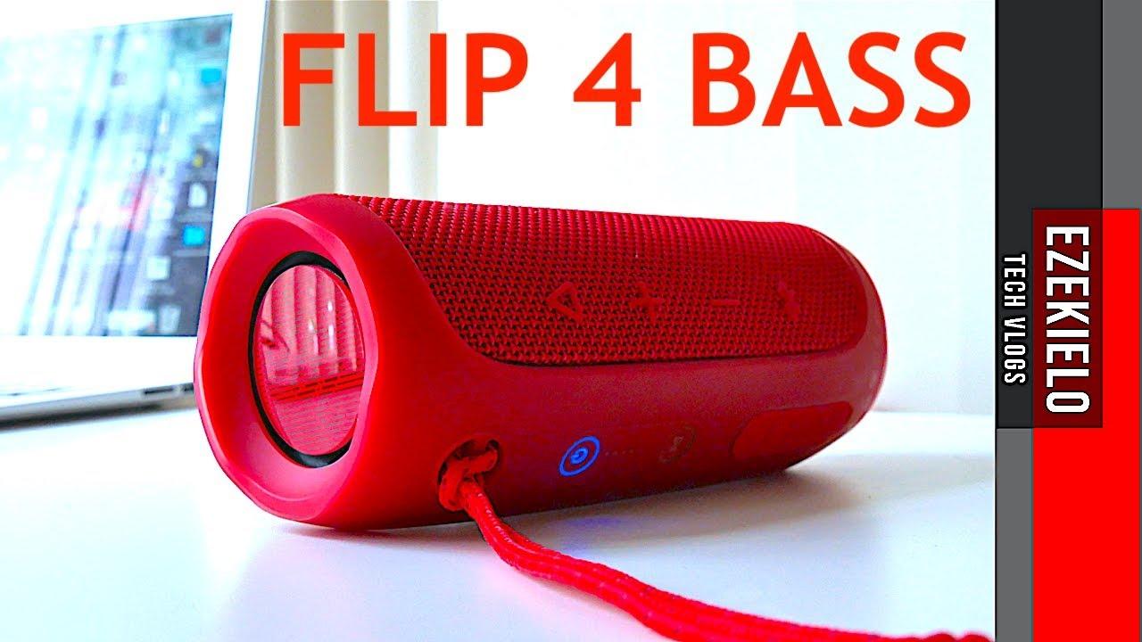 jbl flip 4 review. jbl flip 4 - bass test jbl review v