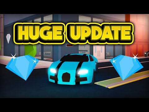 NEW JEWELRY STORE & BUGATTI! (ROBLOX Jailbreak)