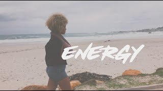 Legends, Reece Le Roux - Energy ft. Rowlene (Official Lyric Video)