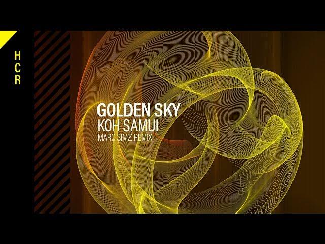 Golden Sky - Koh Samui (Marc Simz Remix) [High Contrast Recordings]
