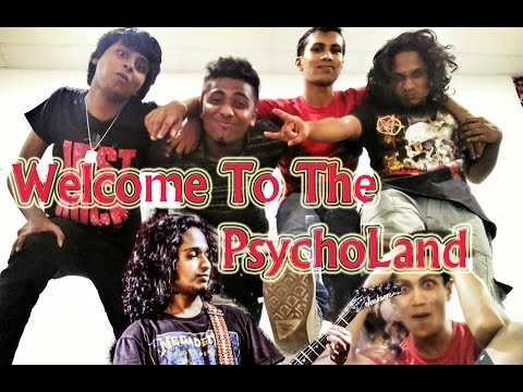 Welcome To The PSYCHOLAND - Episode 1