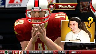 PLAYING THE LAST 2K FOOTBALL GAME EVER MADE!