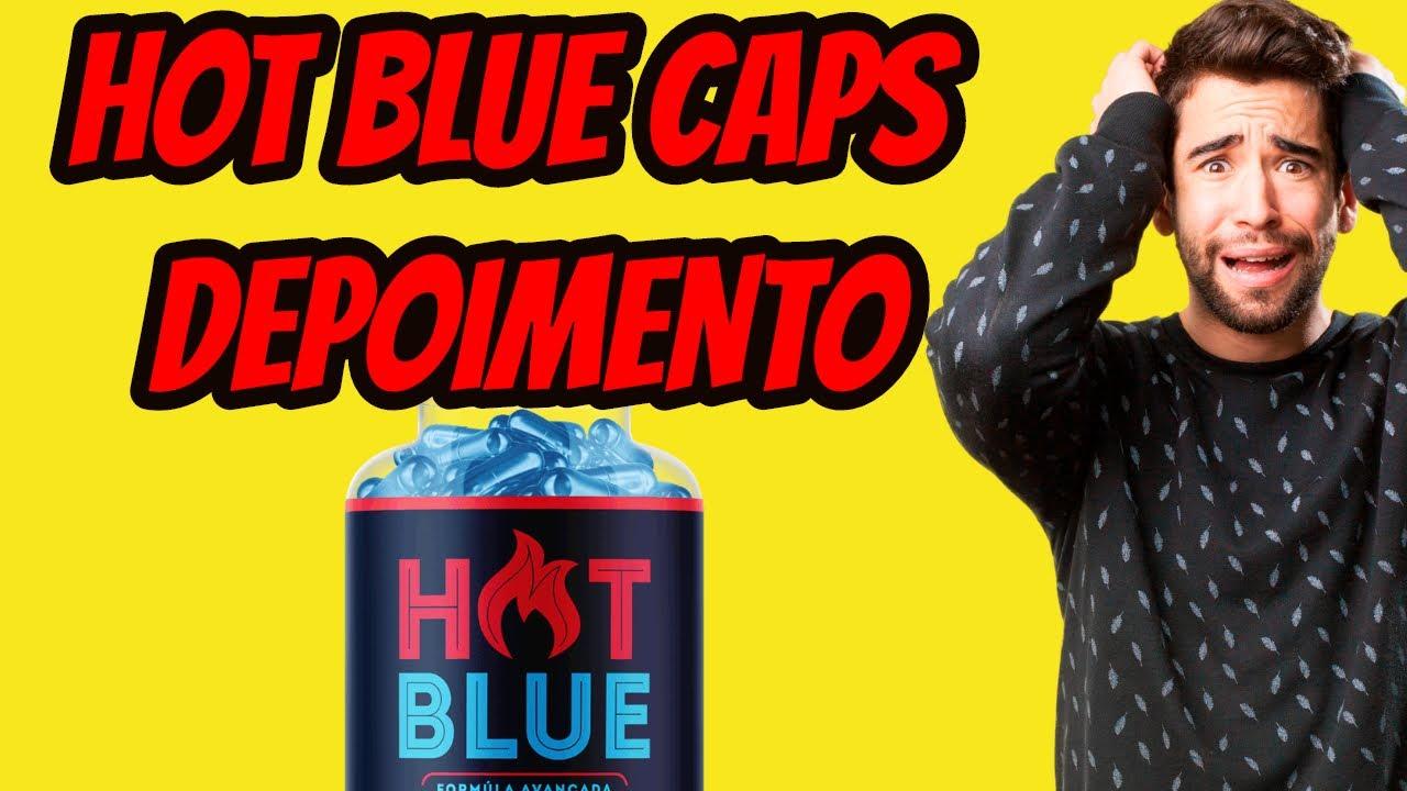 hotblue caps