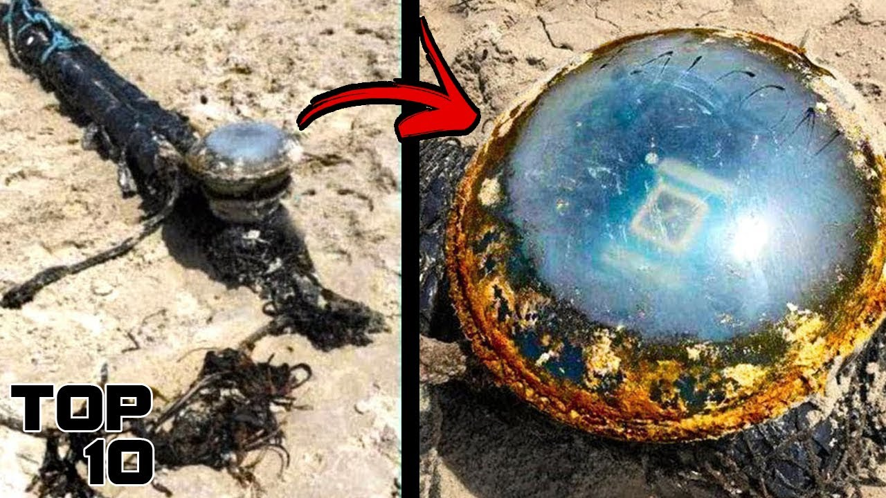 Top 10 Strangest Discoveries That Can End Humanity