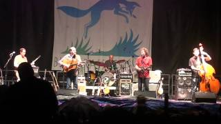 "Sam Bush Band, ""Whisper My Name,"" Greyfox Bluegrass Festival 2010"