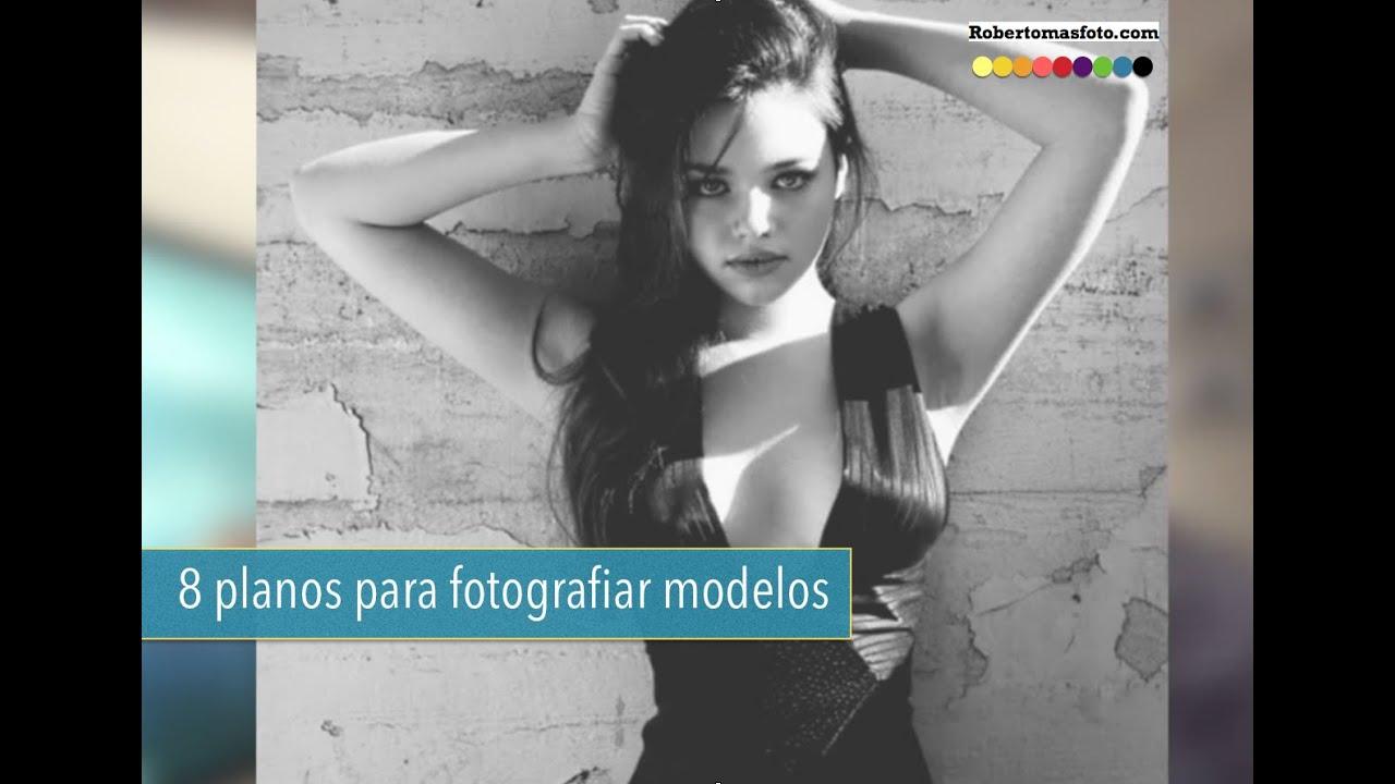 8 planos y encuadres para fotografiar modelos - YouTube