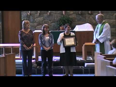 Messiah Lutheran Preschool Accreditation Award