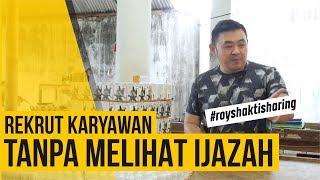 Download REKRUT KARYAWAN TANPA IJAZAH...! |#royshaktisharing Mp3 and Videos