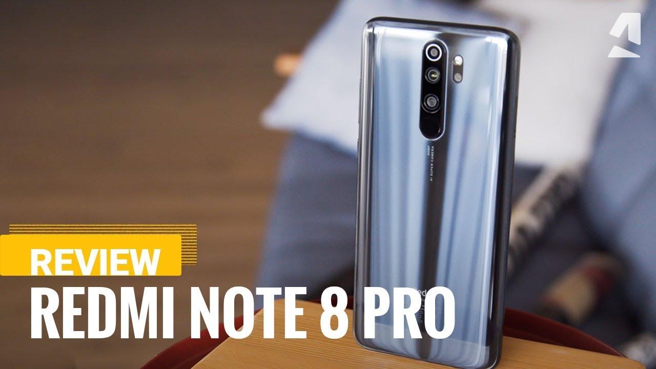 Xiaomi Redmi Note 8 Pro review - YouTube