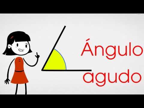 Ángulos/Rectas y Ángulos/Matemáticas Tercero Primaria (8 años)/AulaFacil.com