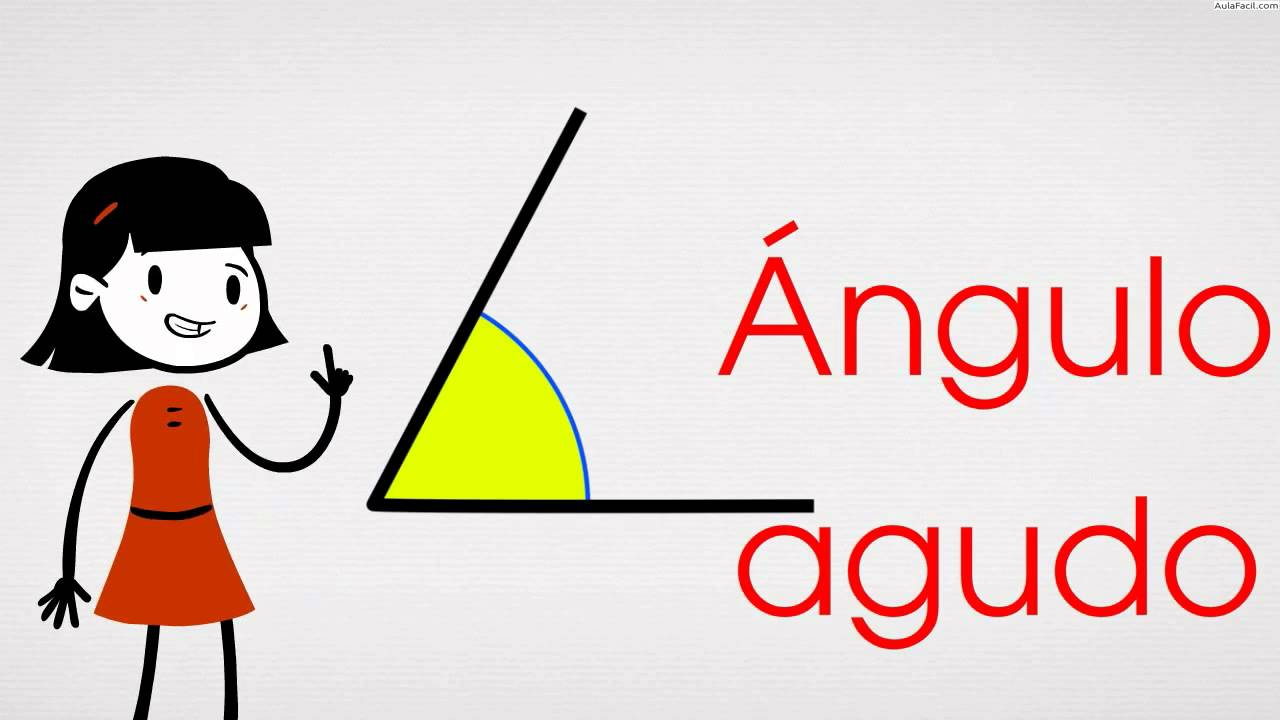Ángulos/Rectas Y Ángulos/Matemáticas Tercero Primaria