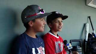 USA Baseball El Paso Tryout PKG