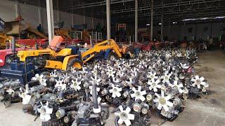Đại lý nông ngư cơ máy đào máy cày lớn nhất châu đức brvt điện thoại 0913948706.