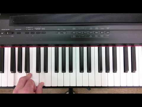 MT2 - El Shaddai (LH chords)