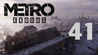 Метро Исход / Metro Exodus - Прохождение игры - Осень [#41] | PC