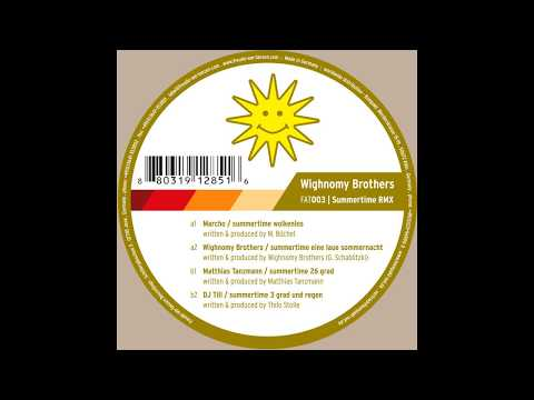 Wighnomy Brothers - Summertime (Remixes) (Freude am Tanzen) [Full Album - FAT 003]