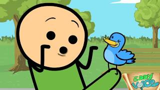 Junk Mail - Cyanide & Happiness Shorts. Vídeo original: https://www...