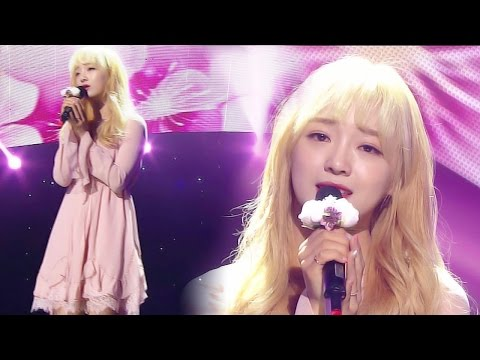 《Solo Debut》 SEJEONG(gugudan) (세정(구구단)) - Flower Way (꽃길) @인기가요 Inkigayo 20161127