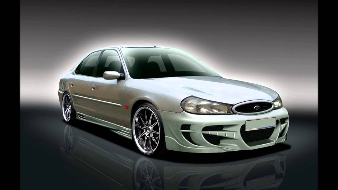 ford mondeo mk2 tuning body kit youtube. Black Bedroom Furniture Sets. Home Design Ideas