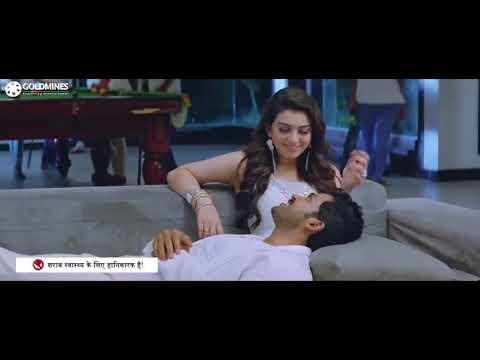 Deadly Raja 2018 Hindi Dubbed HDRip 480p HD( Hansika Motwani & Kartik )