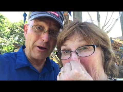Panama Canal Cruise with Allens