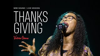 VICTORIA ORENZE - THANKSGIVING(live sessions)