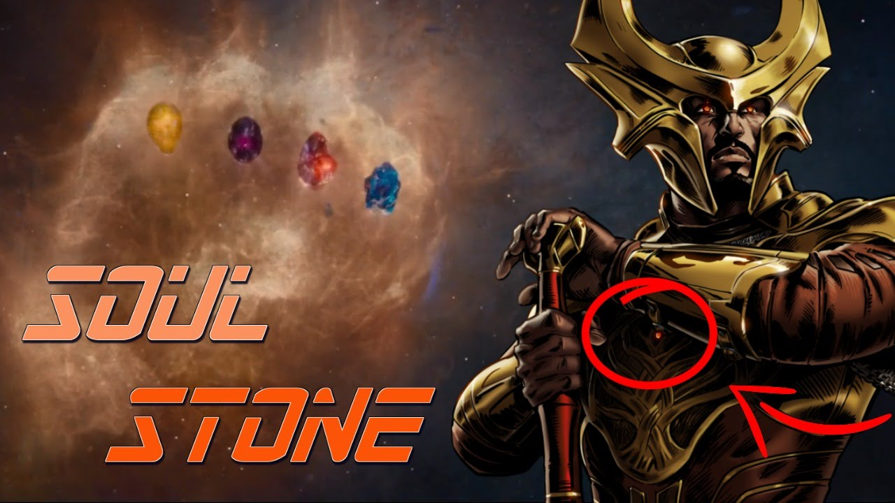 Heimdall has the Soul Stone?! - Marvel Cinematic Universe ...