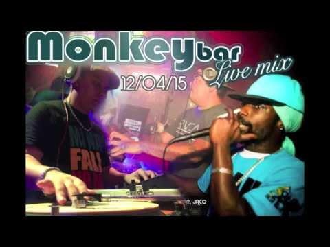 Dj Juan & Bad ras Jaco Mixing live