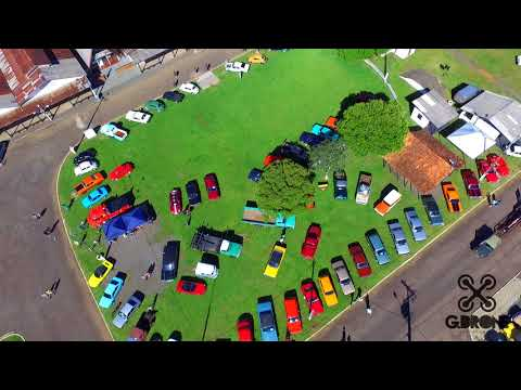 Veteran Auto Clube Guarapuava - 11º Encontro de Carros Antigos Hot's Pick-Ups - 10, 11 e 12/11/2017