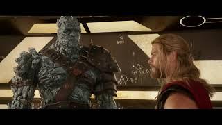KORG jokes from Thor Ragnarok