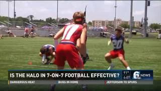 Is the Halo in 7-on-7 football effective?