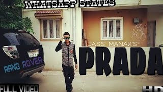 Prada Whatsapp status | Spoof maker