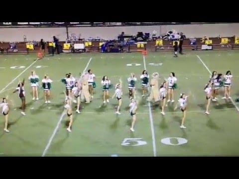 Bonita High School Varsity Song Team Smudgepot 2014