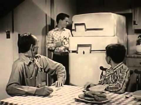 VINTAGE 1960 BORDEN'S COMMERCIAL  CHARACTER ACTOR WILLIAM FAWCETT SAYING