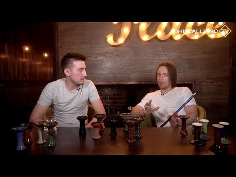 JohnCalliano.TV / 142 / Идеальные чашки HookahJohn для табака Tangiers
