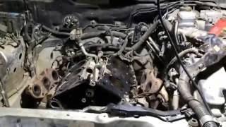 видео Замена двигателя Лексус
